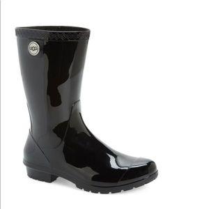 Ugg Rubber Rainboots Size 8